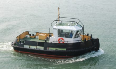 Damen signs with Vletterlieden for multi-purpose Stan Tug 1004