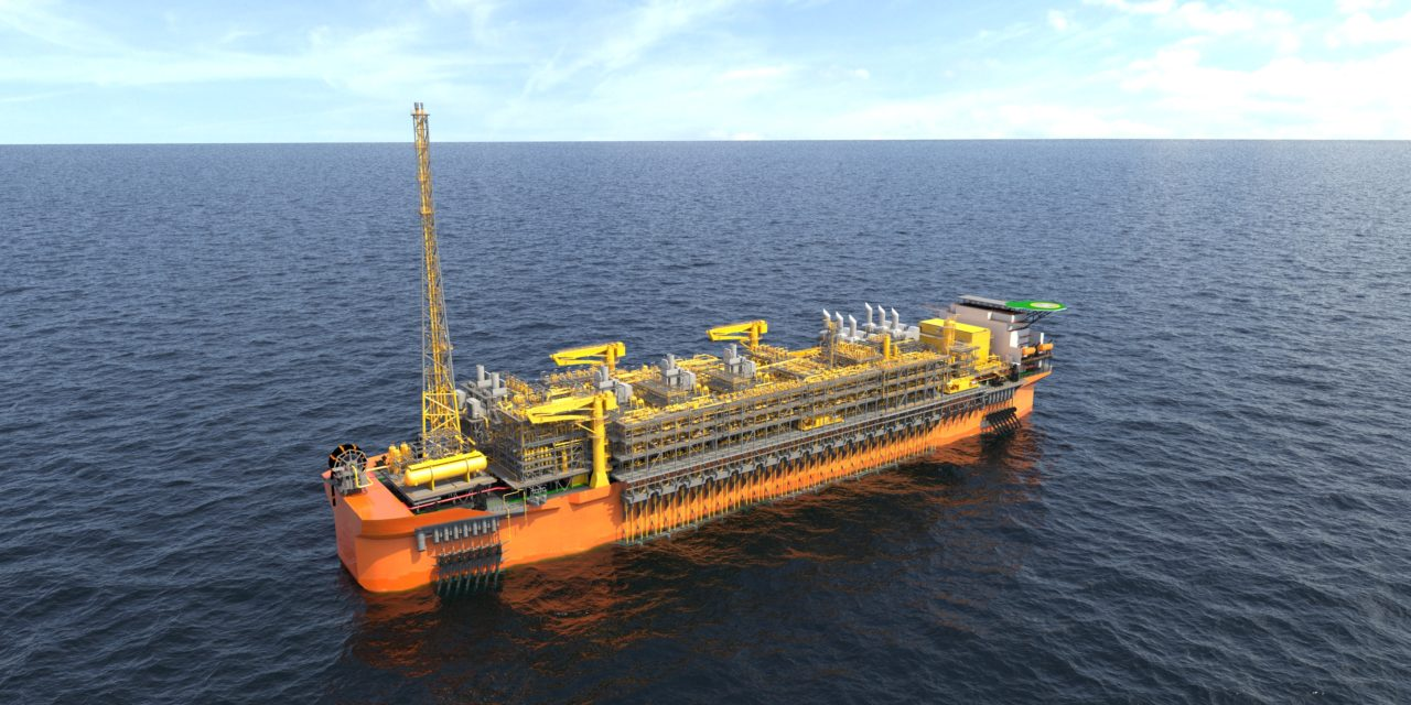 SBM Offshore awarded contracts for ExxonMobil FPSO Prosperity