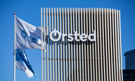 Ørsted enters into agreement on sale of natural gas to PST