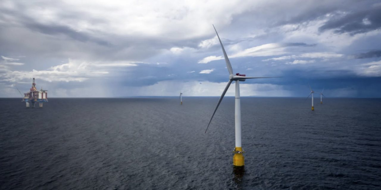 Goodtech wins offshore wind contract at Hywind Tampen