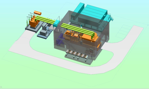 Siemens Energy begins construction of UK grid stabilisation project