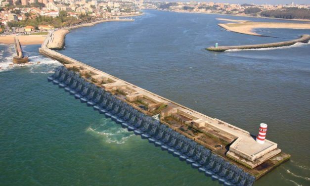 Eco Wave Power announces strategic collaboration with Painhas Engineering and Construction Company for its 20MW Portugal Project