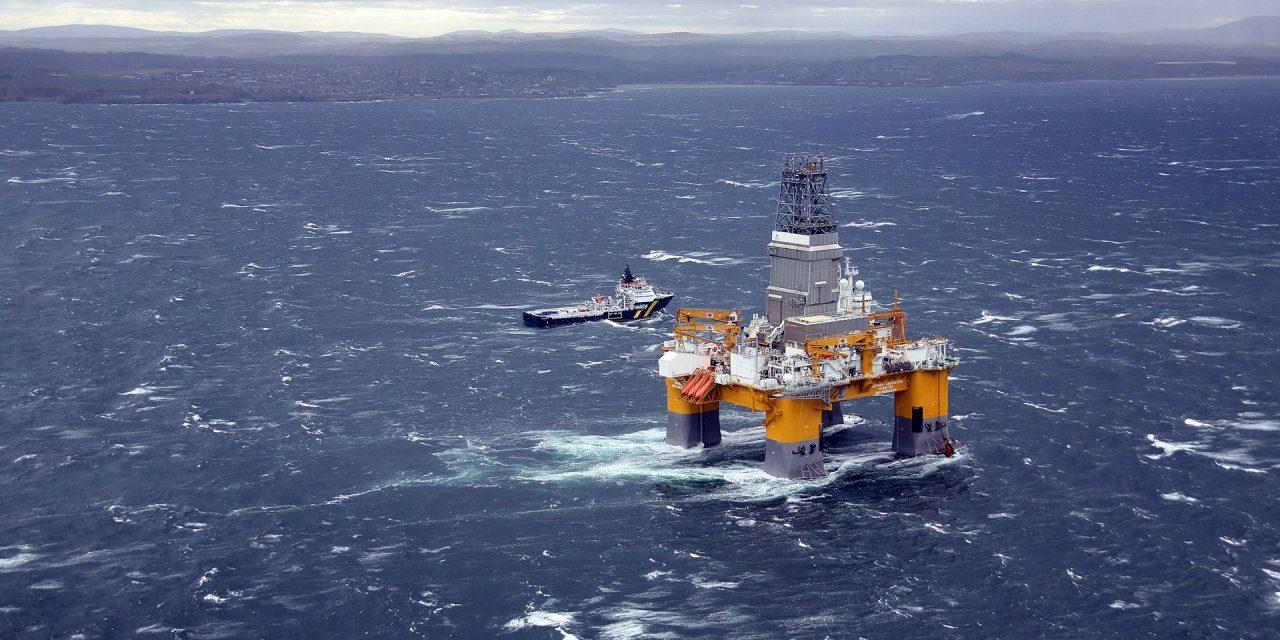 Odfjell Drilling chosen for Breidablikk drilling