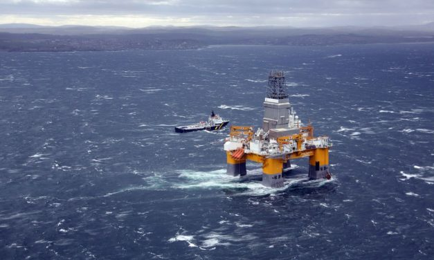 Odfjell Drilling chosen for Breidablikk drilling