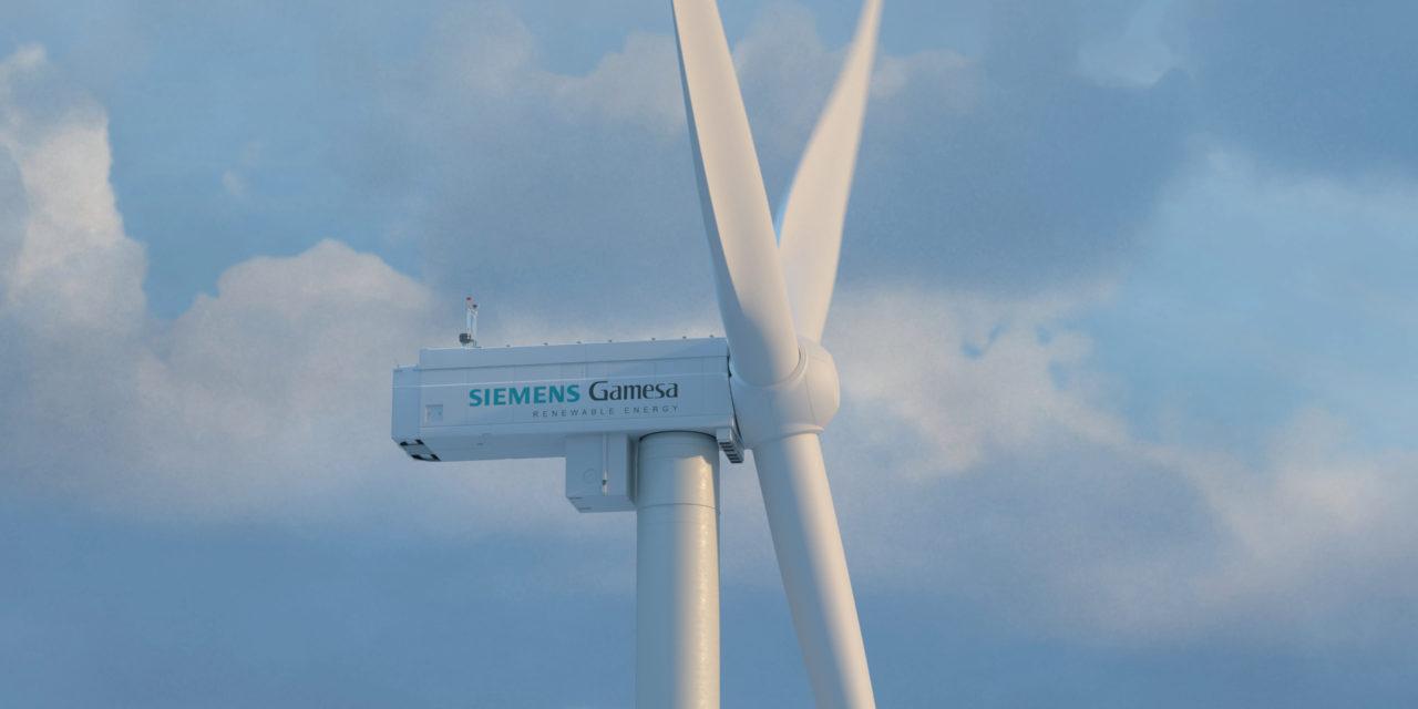 Siemens Gamesa scores largest-ever deal for its 5.X platform for the 372-MW Björnberget project in Sweden
