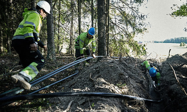 NKT wins long-term frame agreement to reinforce the power grid in Central Sweden