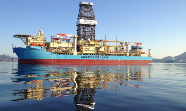 Maersk Drilling secures additional three-well contract for Maersk Voyager in Angola