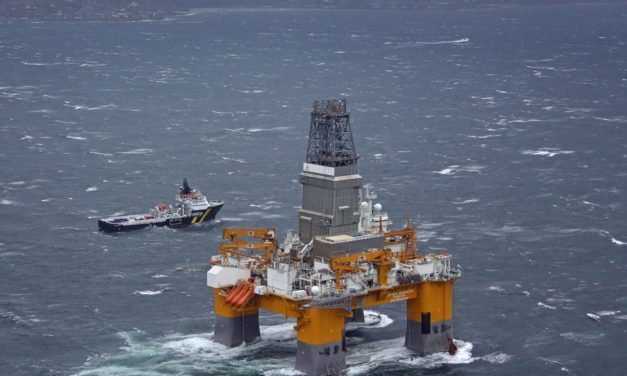 Odfjell Drilling signs contracts with Equinor on Johan Sverdrup and Breidablikk