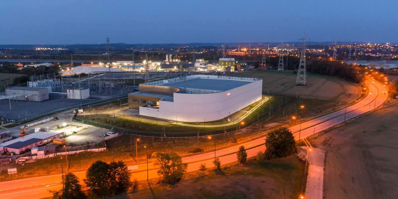 Siemens Energy supplies HVDC technology for the first electricity link between Germany and Belgium