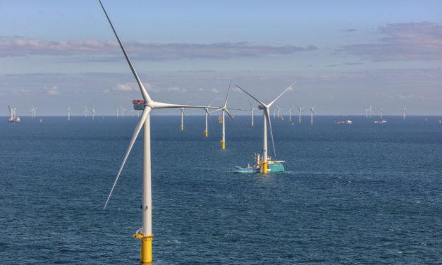 Final turbine installed at Borssele III/IV in spite of COVID-19