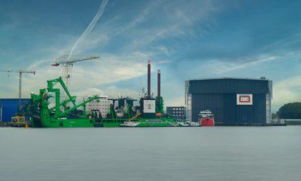 DEME secures prestigious Abu Qir port project in Egypt