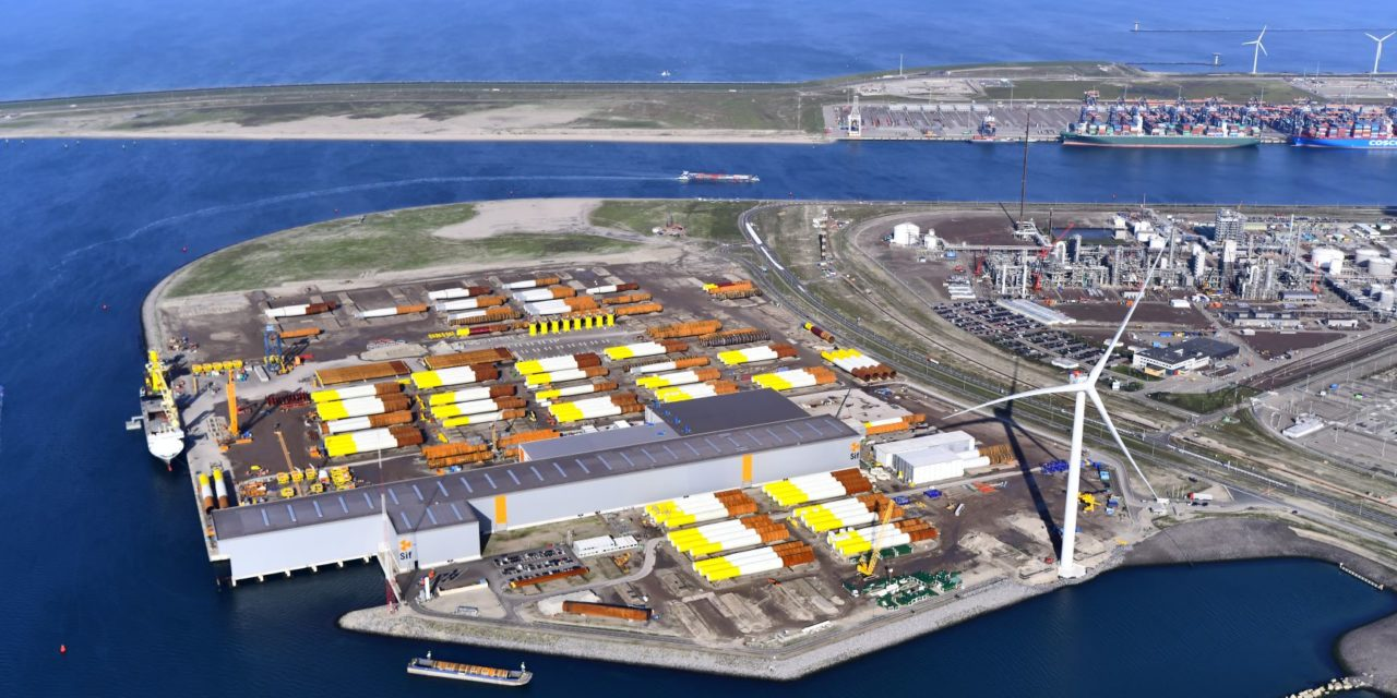 Sif Smulders consortium to provide foundations for first two phases of Dogger Bank Wind Farm