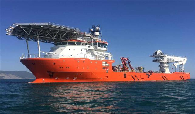 Solstad secures contract for subsea vessels in Brazil