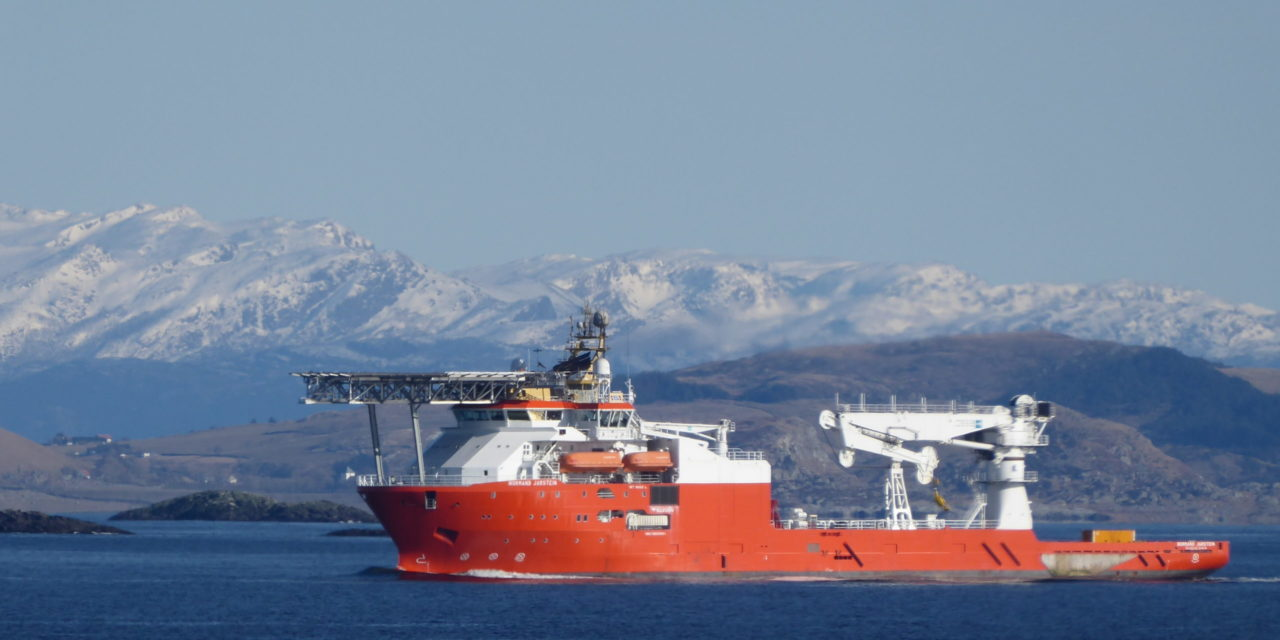 Solstad secures subsea and renewable energy contracts