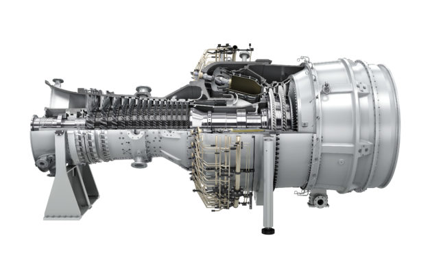 Gas turbines from Siemens Energy are providing Leipzig with climate-neutral power supply