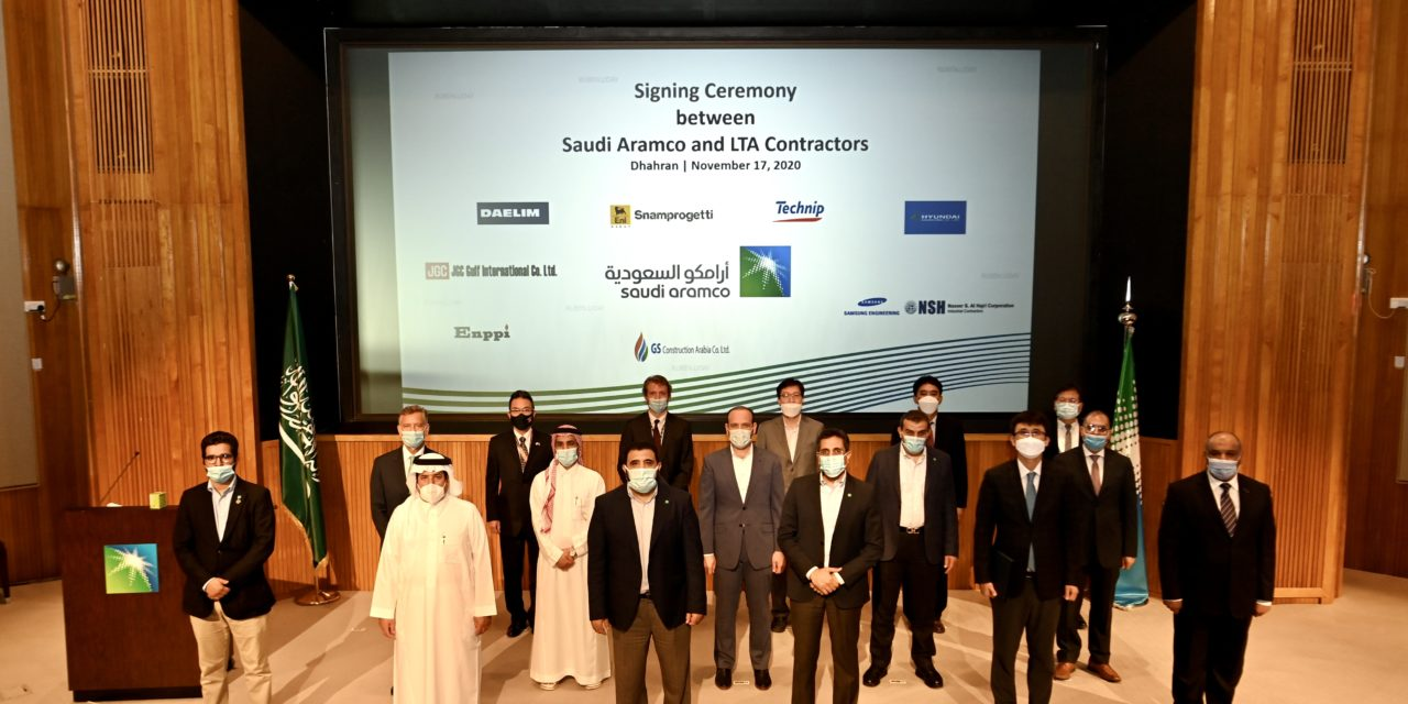 Aramco awards major Long-Term Agreements to eight companies for its oil and gas brownfield projects