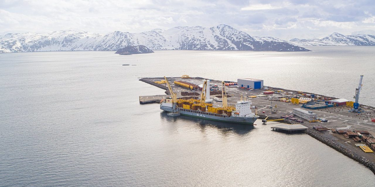 Equinor awards contracts for services at seven supply bases in Norway